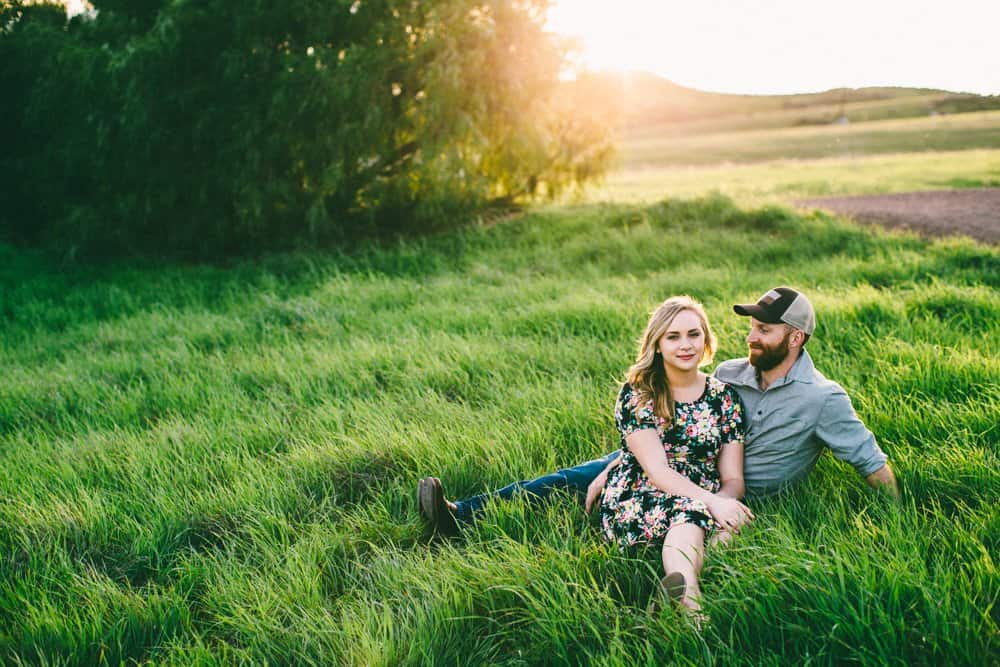San Luis Obispo Engagement Photography