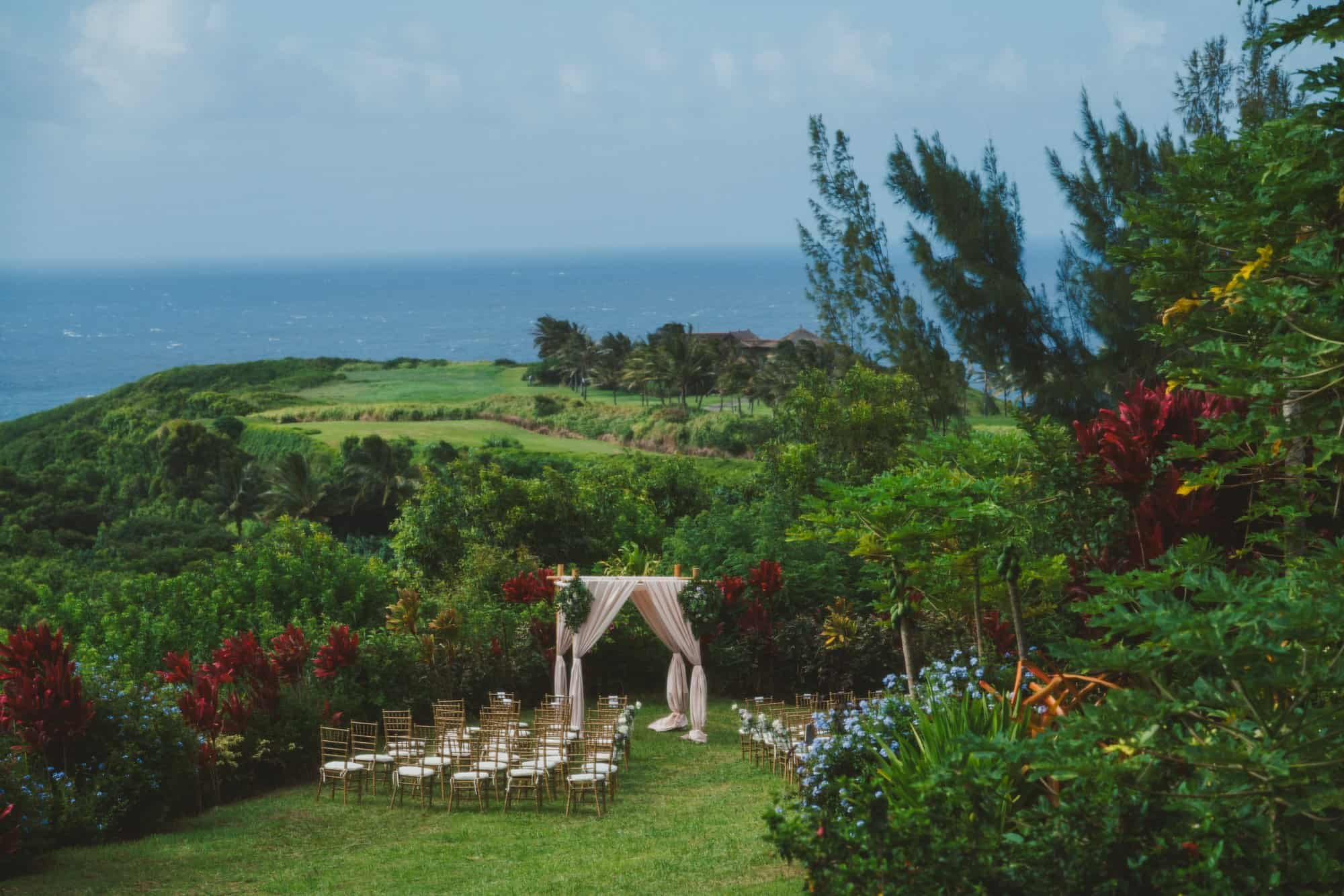 maui wedding ceremony photography