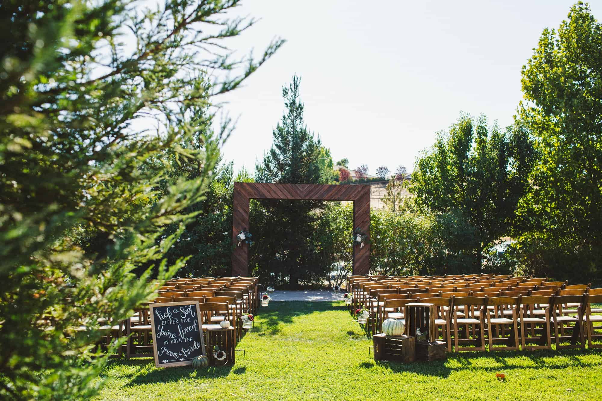 Grace Maralyn Estate Wedding Ceremony