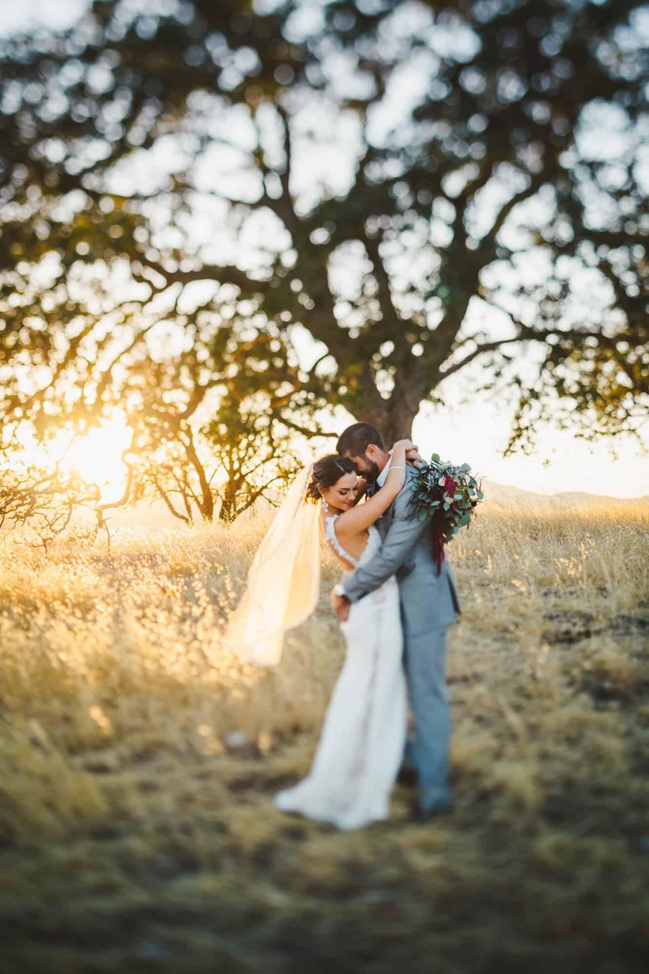 oak tree wedding san luis obispo