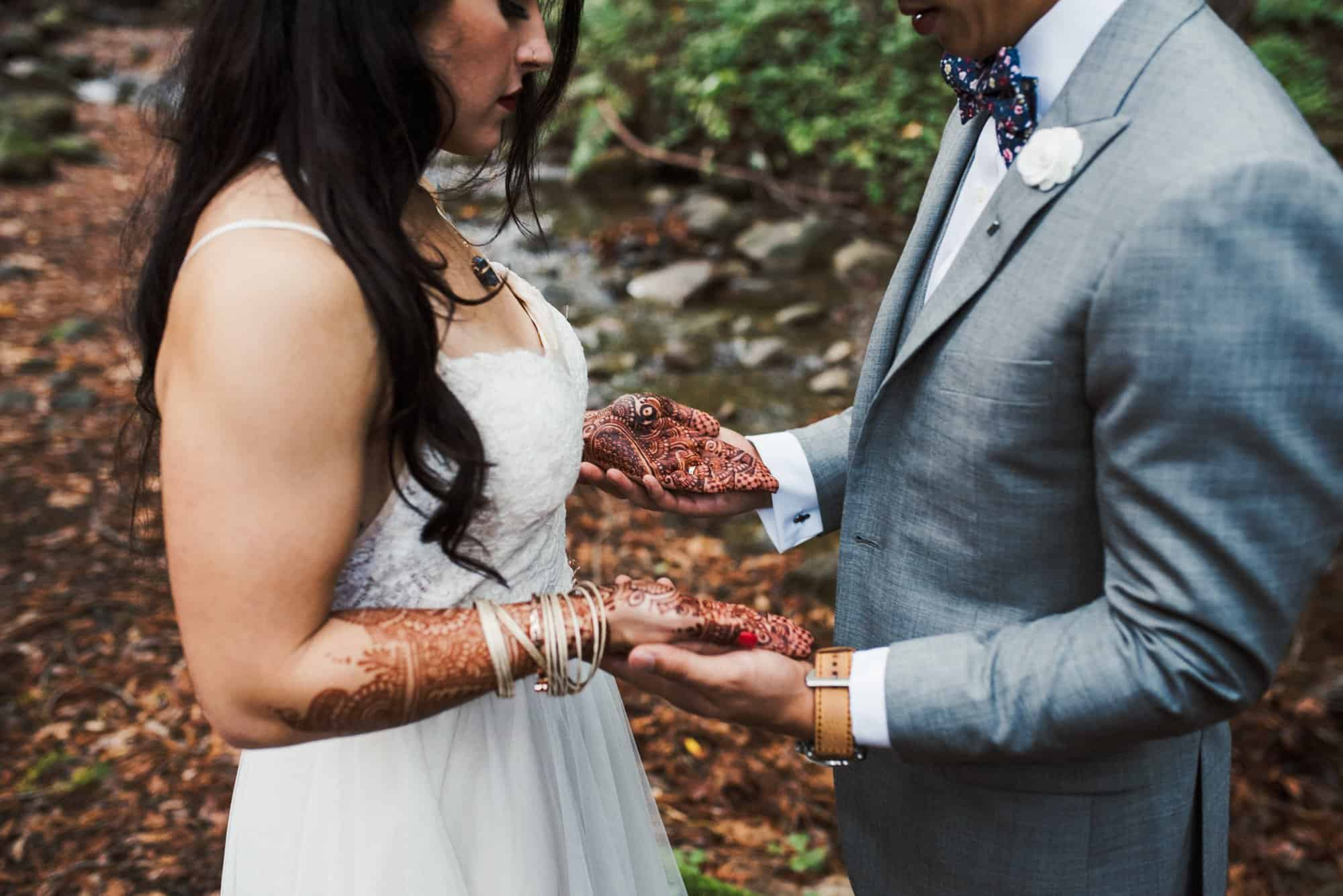 henna tattoo wedding california