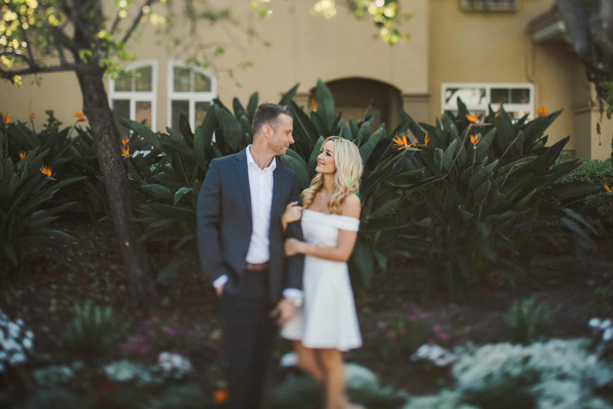 downtown slo engagement