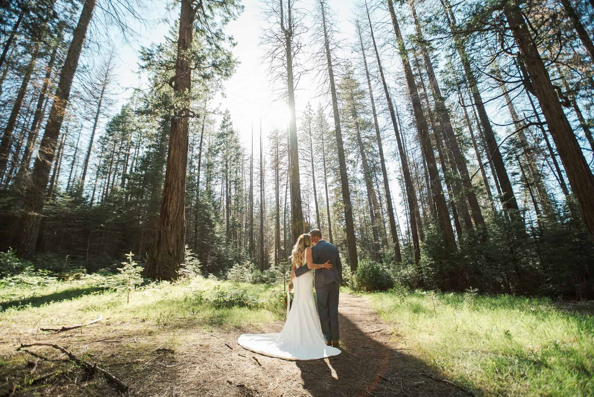 yosemite elopement video