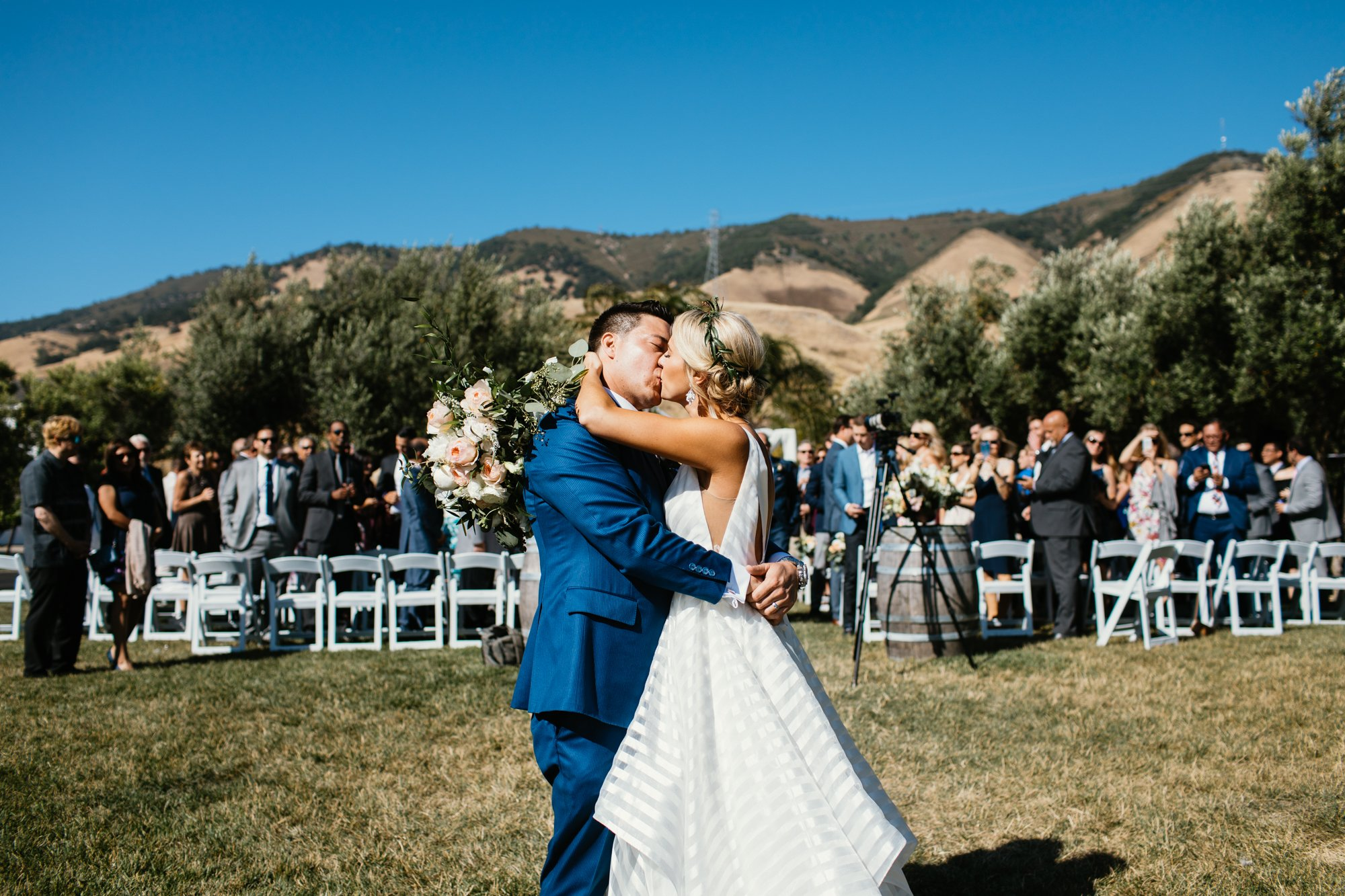 higuera ranch ceremony