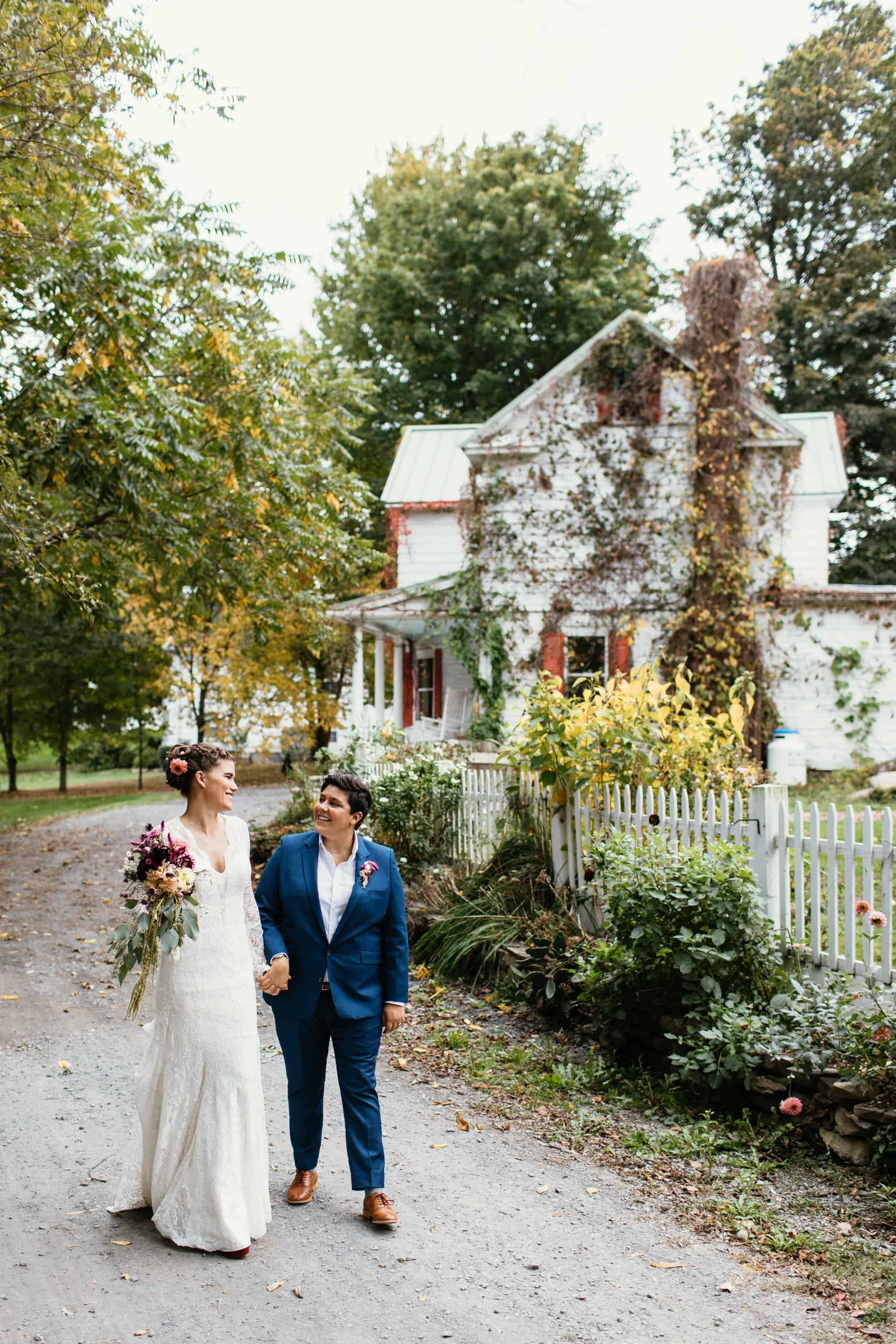 apple farm wedding new york