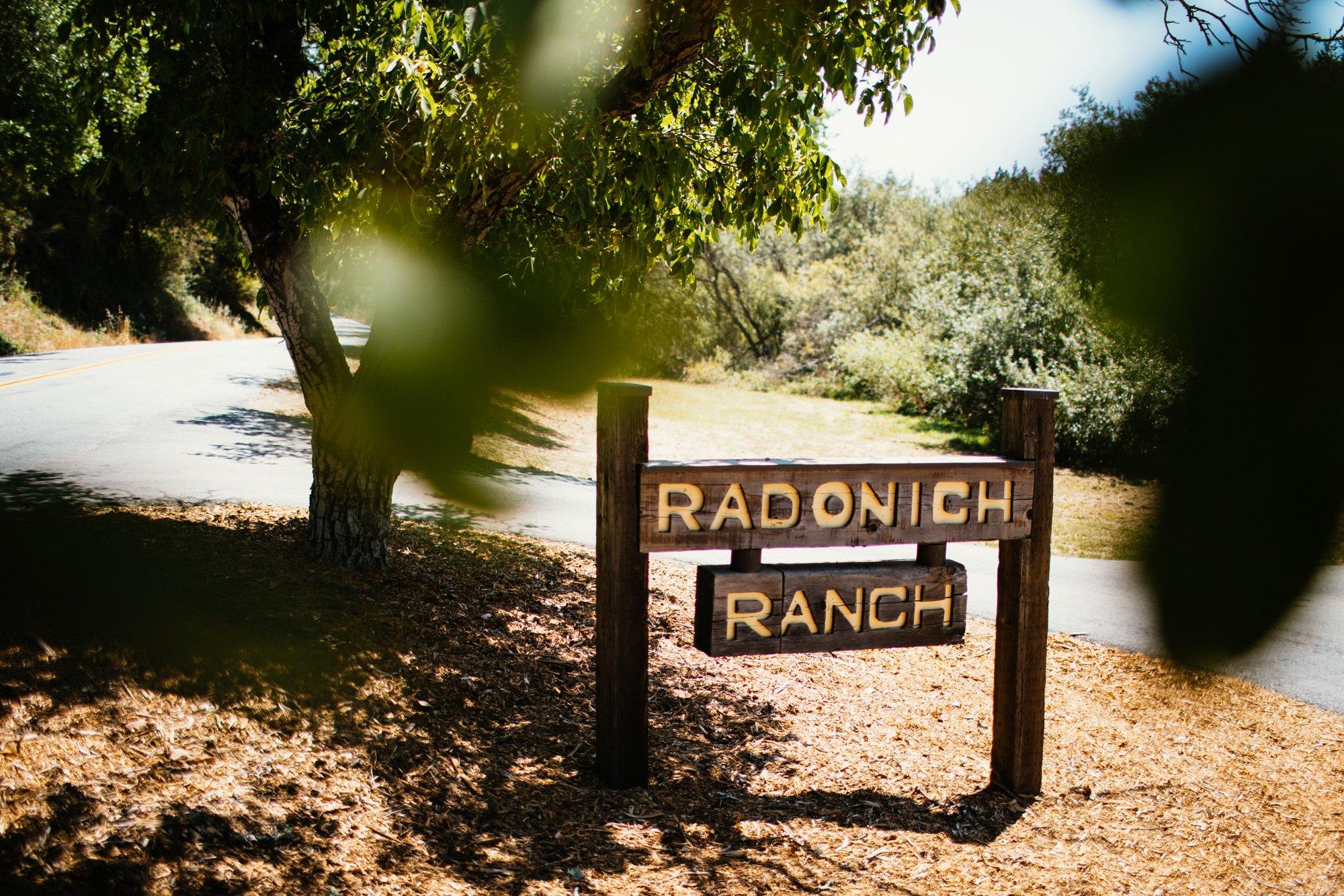 los gatos ranch wedding