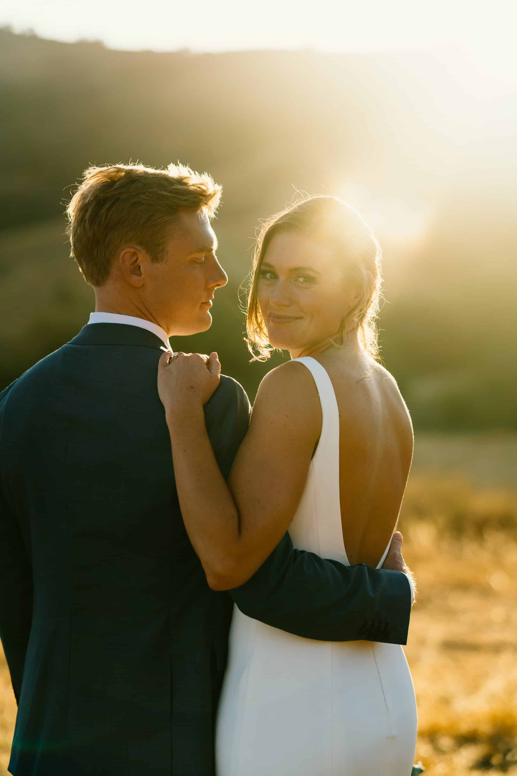 Higuera Ranch Barn Wedding