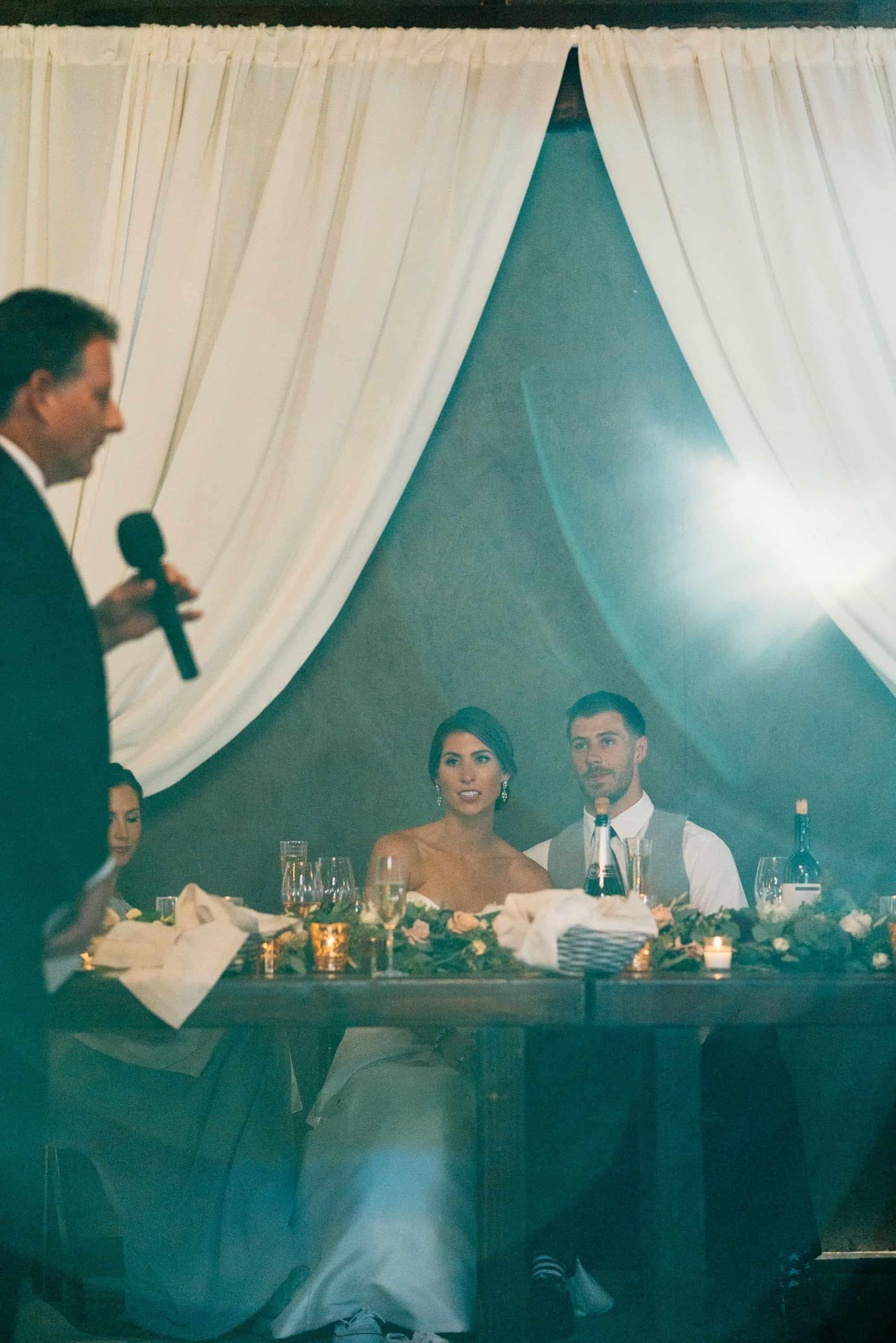 san luis obispo barn wedding reception