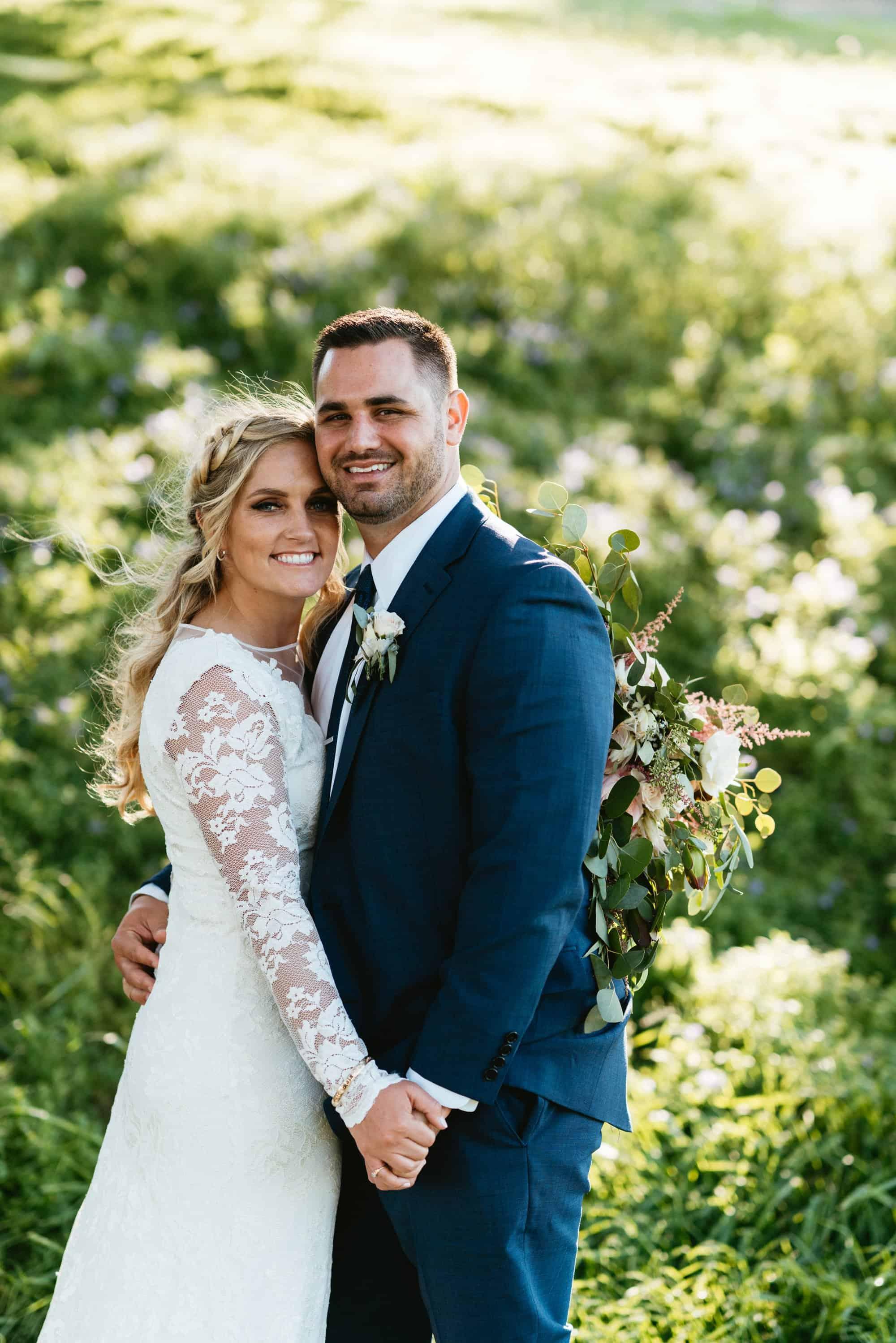 los alamos wedding