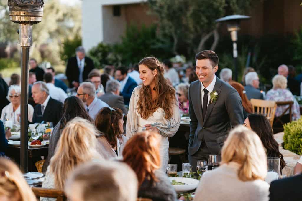 paso robles wedding reception