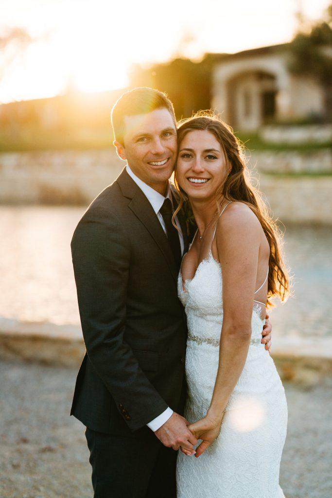 rava wines wedding portraits