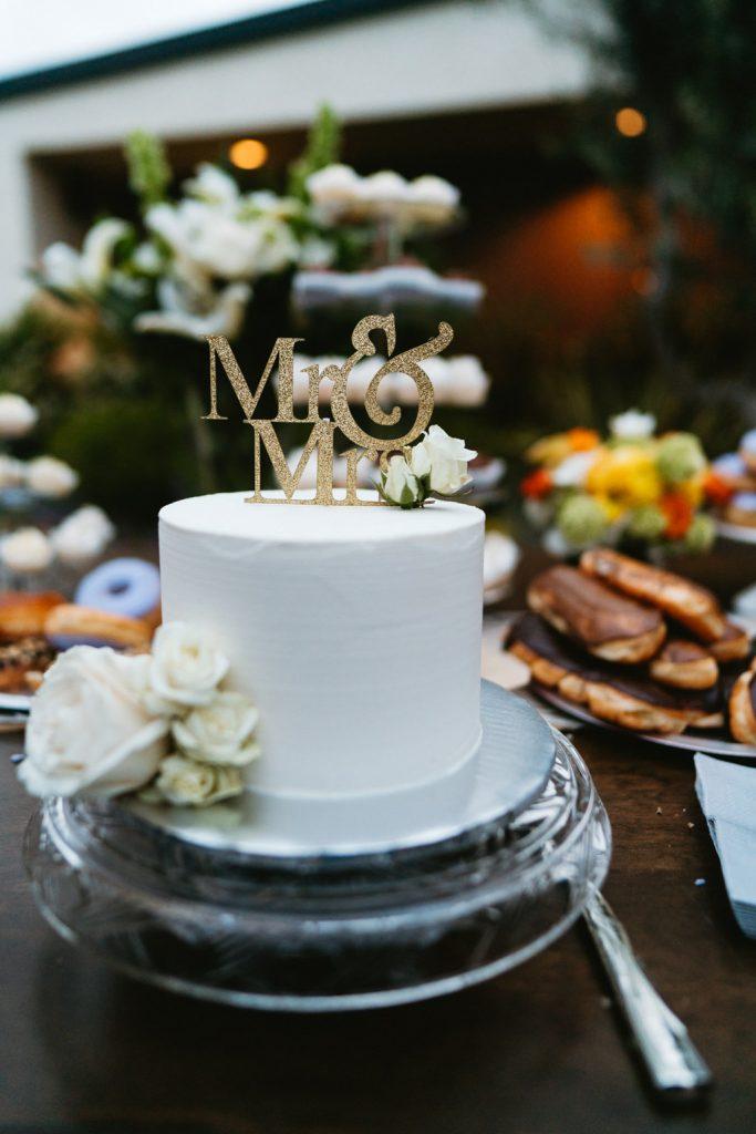 wedding cake paso robles