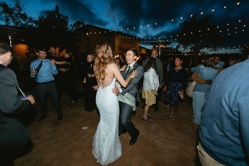 rava wines wedding dance