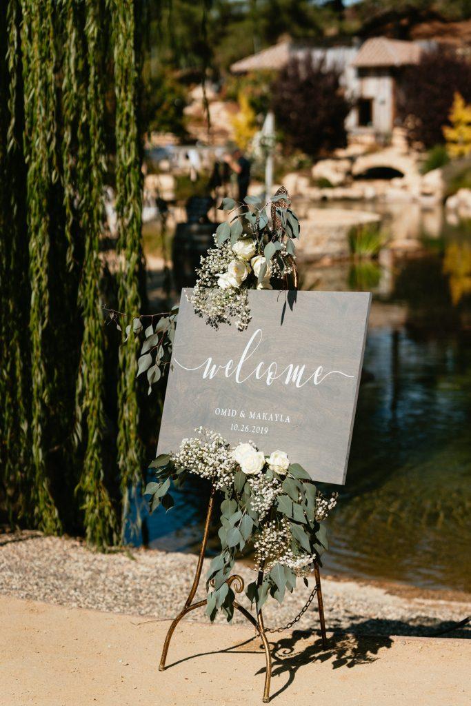 wedding details terra mia