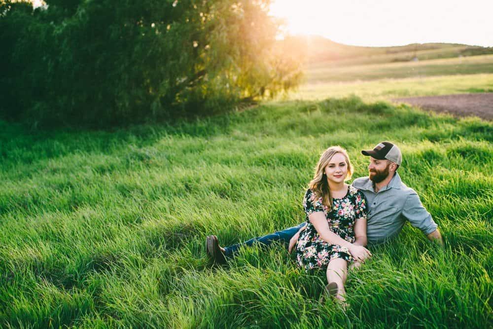 San Luis Obispo Engagement Photography