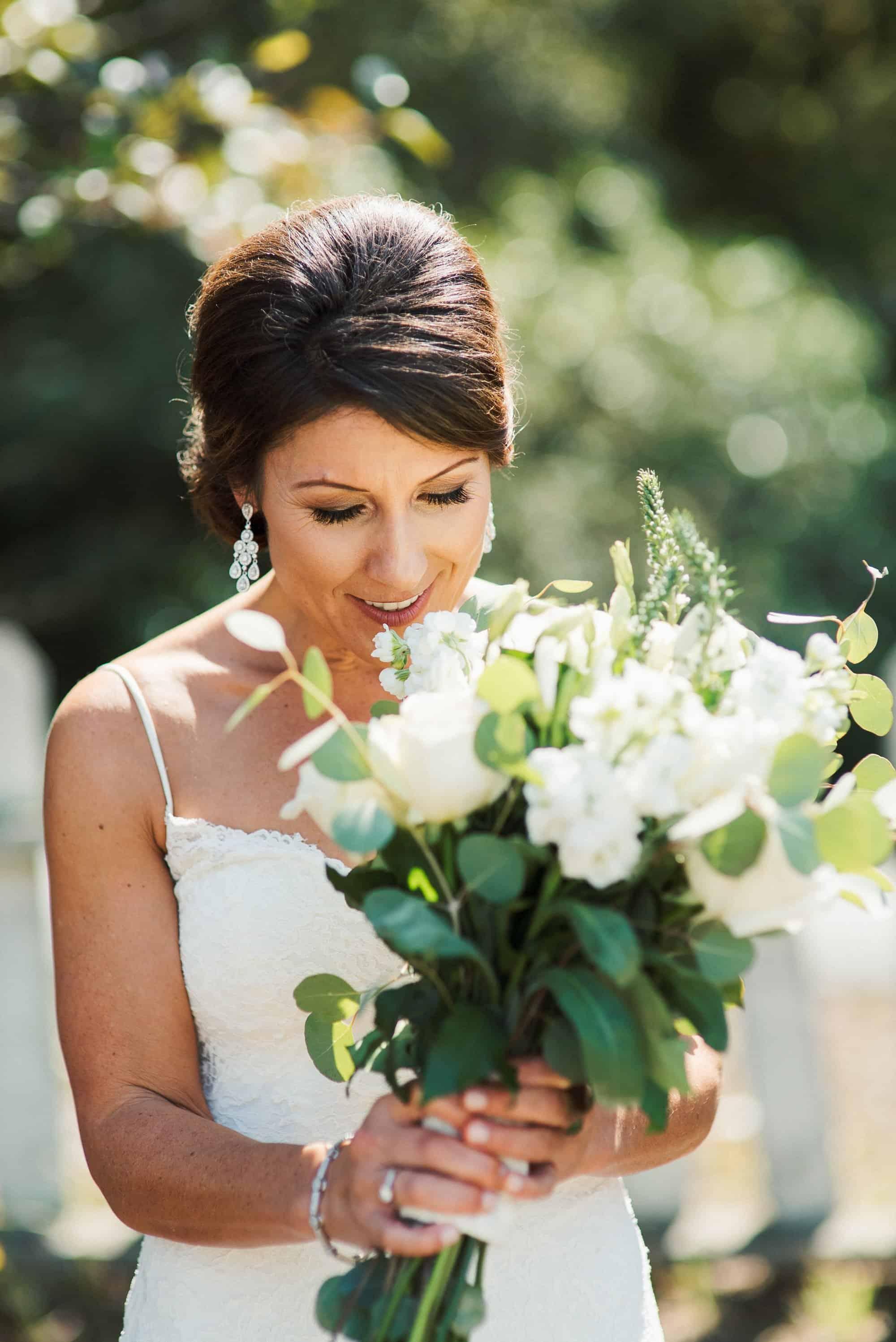 wedding bridal portraits