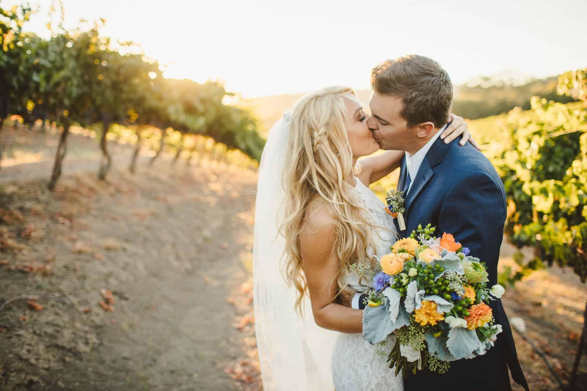 Opolo Vineyard wedding