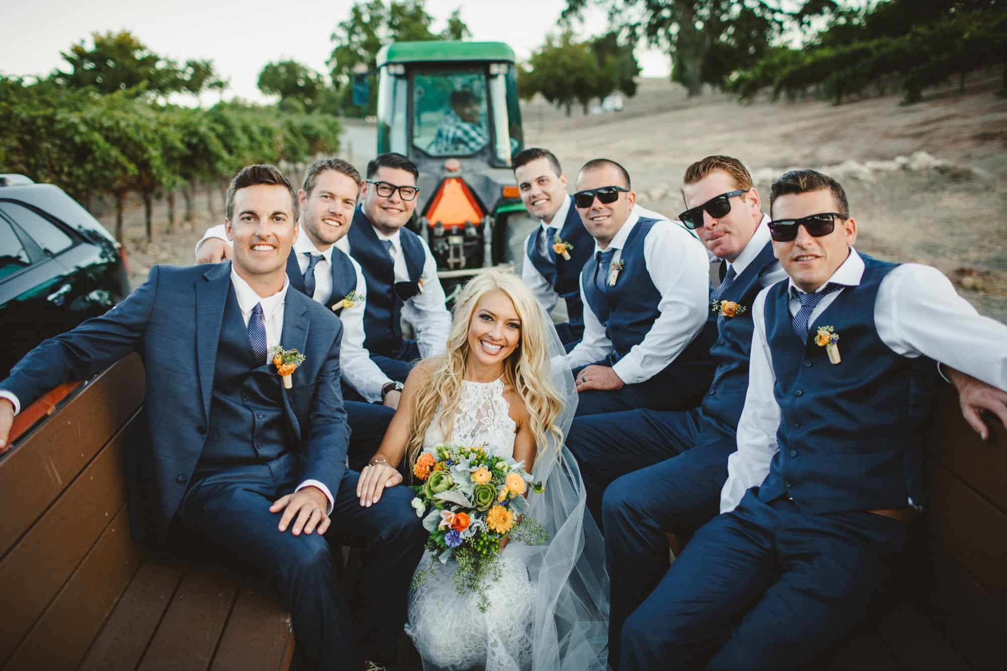 opolo wedding tracker ride
