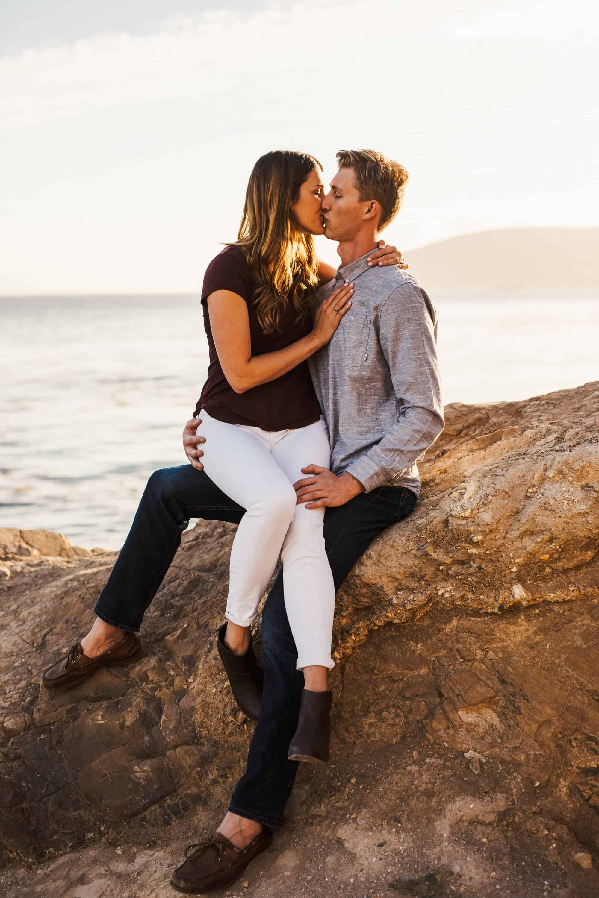 avila beach engagement