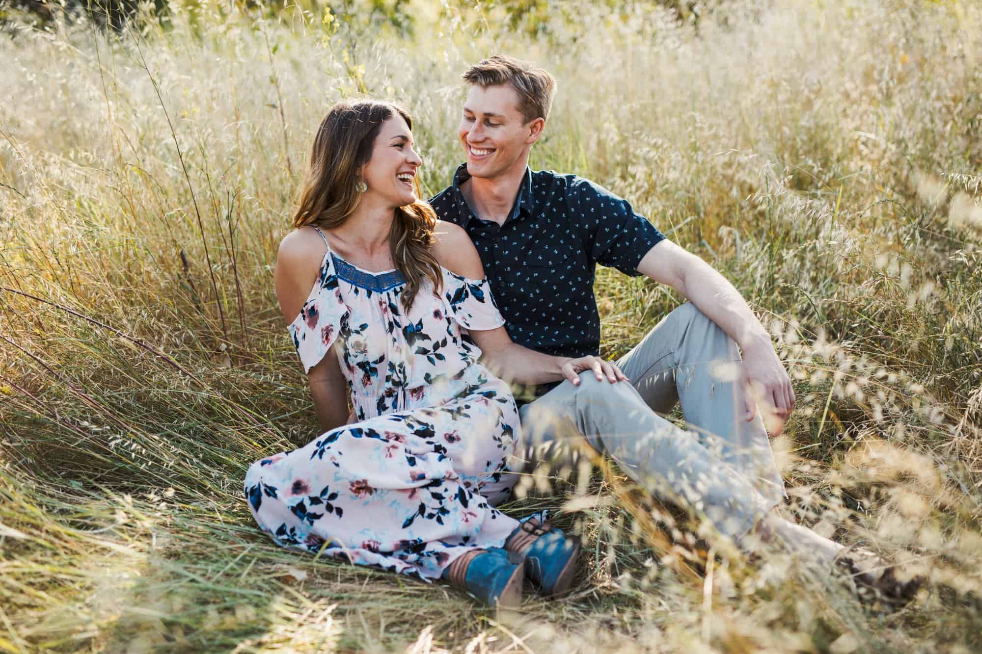 johnson ranch san luis obispo engagement session