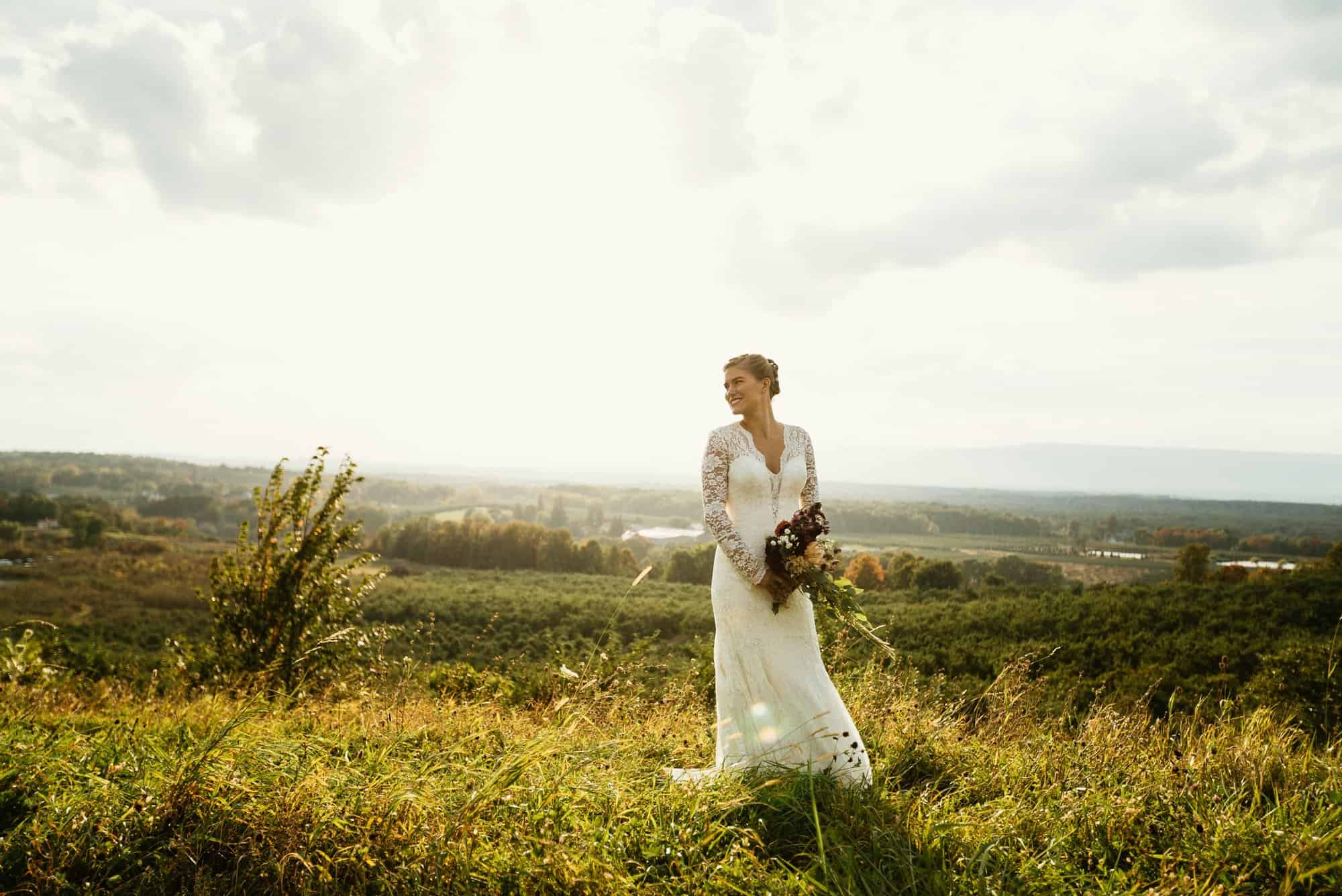 highland new york wedding