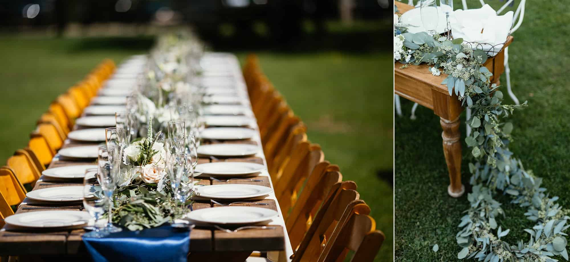 farm house wedding santa cruz