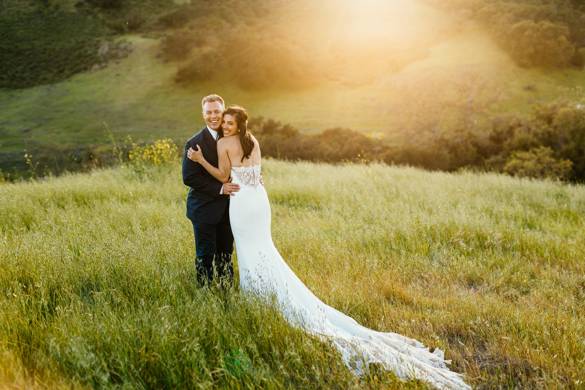 san luis obispo barn wedding