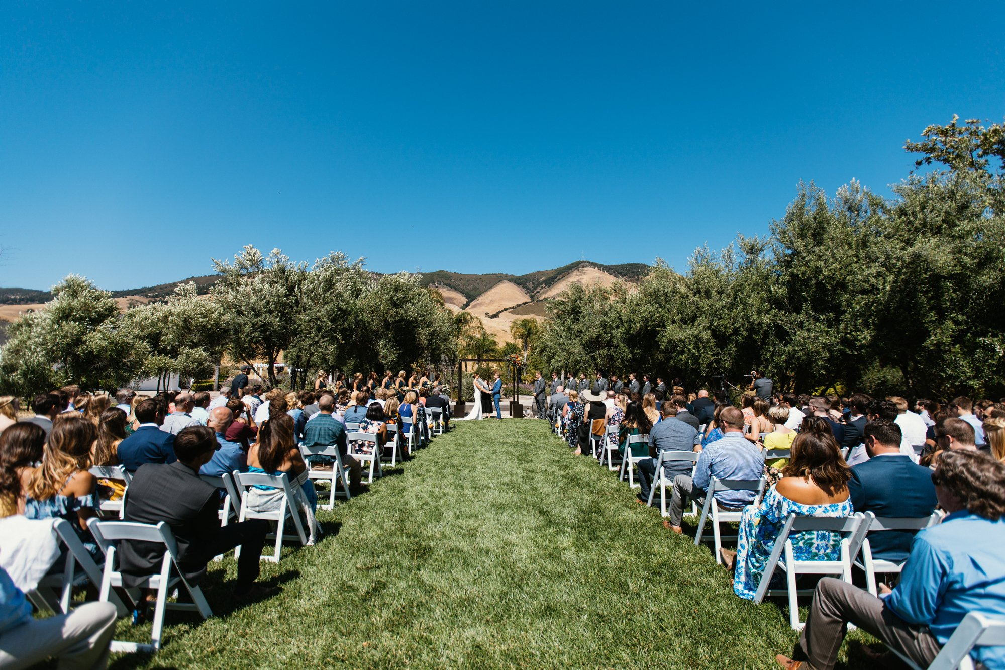 Higuera Ranch Barn Wedding