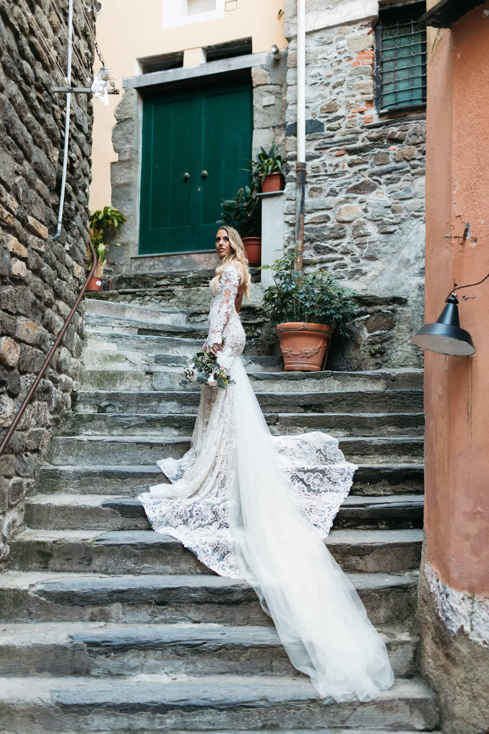 berta bridal dress in italy