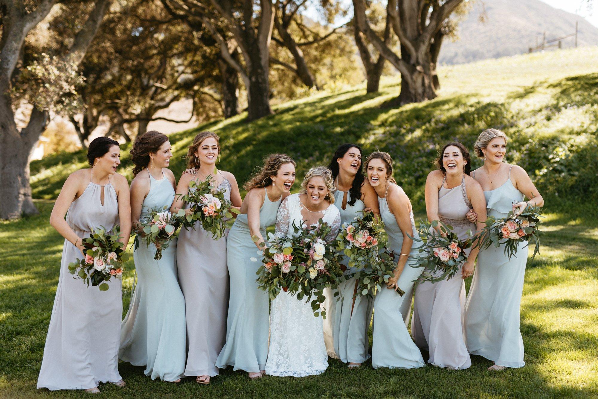 Los Alamos Ranch Wedding
