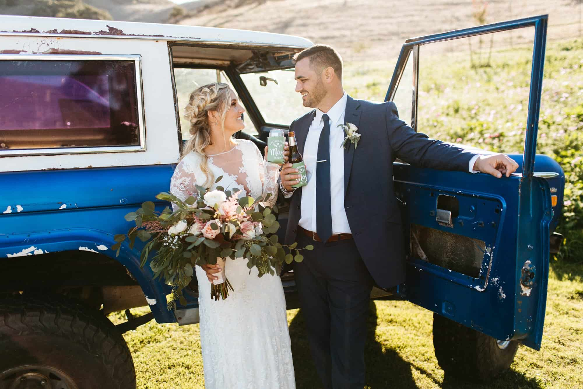 Los Alamos Ranch Wedding