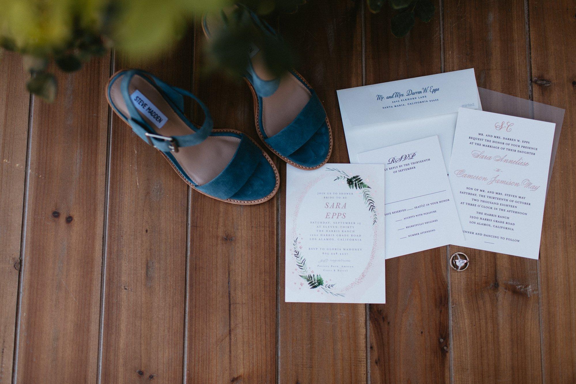 wedding details los alamos