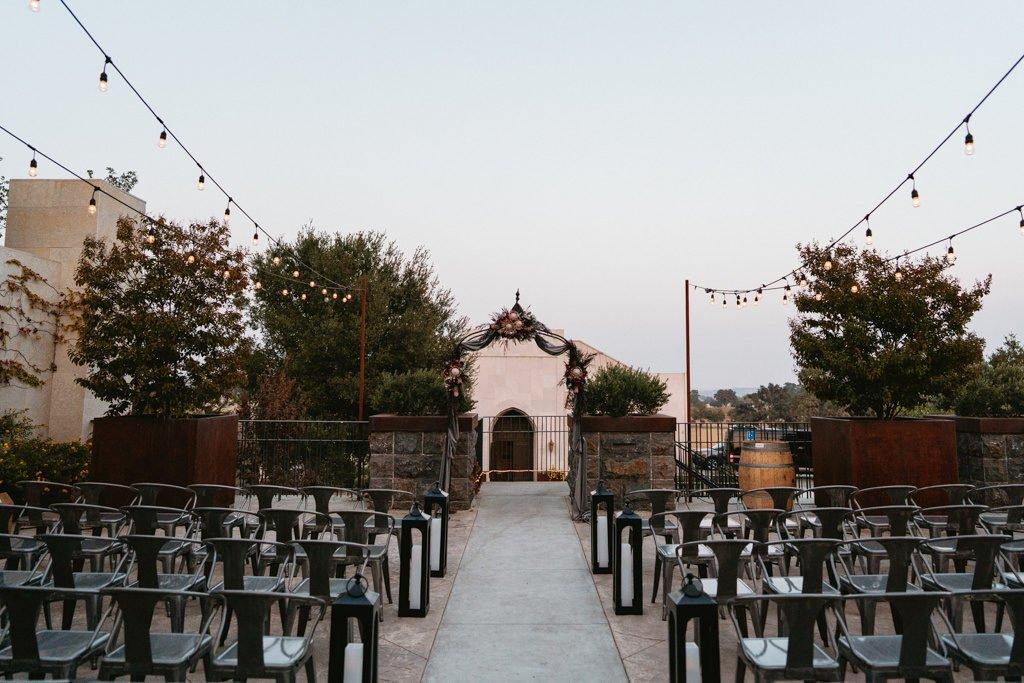 wedding ceremony paso