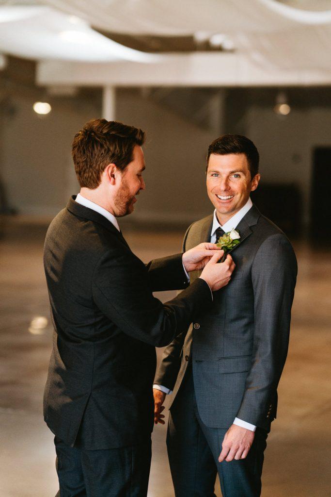 rava wines groomsmen