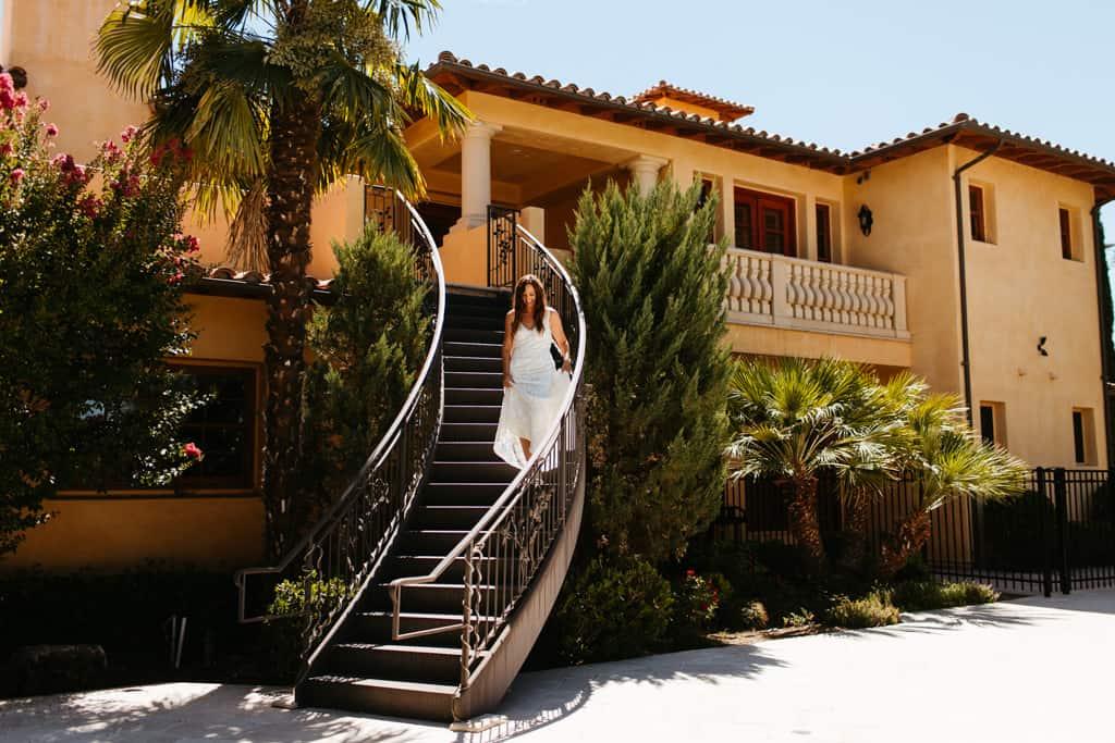 Paso Robles Vineyard Wedding